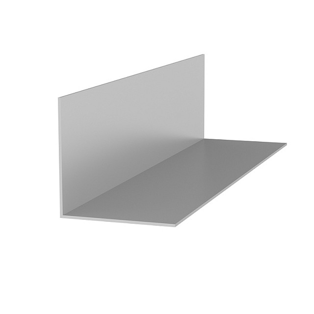 L-SHAPE ALUMINUM PROFILE 50x50 ANODISED